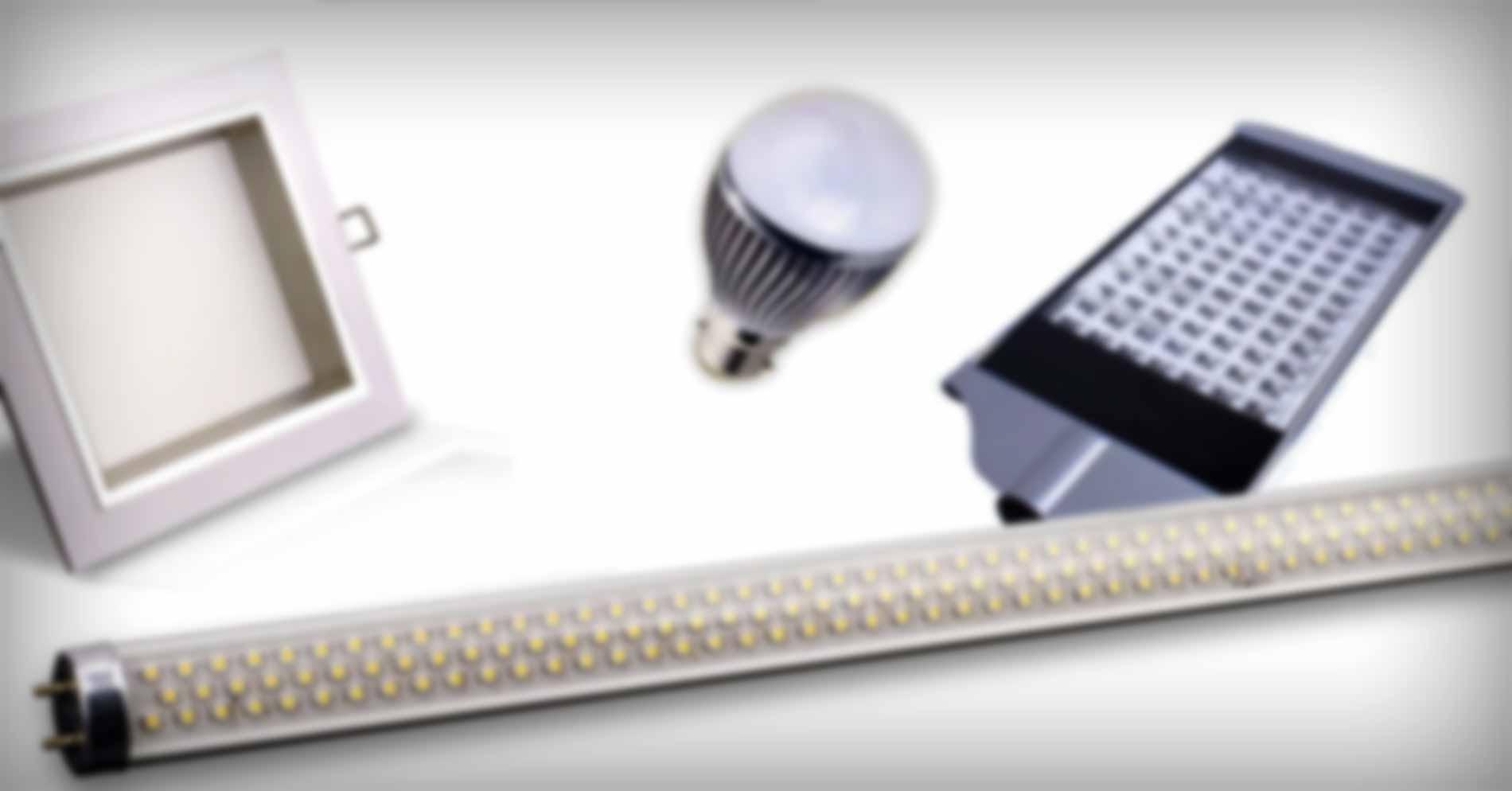 Illuminazione led per insegne a basso consumo